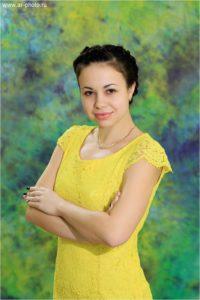 Авраменко Оксана Андреевна