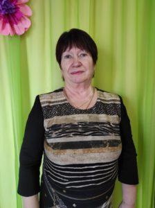 Чикуленко Надежда Борисовна